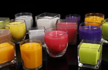Ароматни свещи за памет